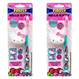 Best HELLO KITTY Travel Toothbrushes - Hello Kitty Children Toothbrush with Travel Cap Review