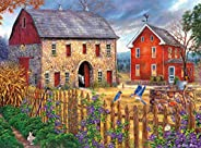 Buffalo Games - Bluebirds Song - 1000 Piece Jigsaw Puzzle