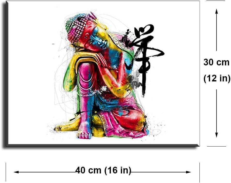 Buddha Statue Wall Art