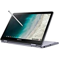 Chromebook Plus Samsung Touchscreen, Intel Celeron 3965Y, 4GB, 32GB, Chrome OS, Tela de 12.2´ - XE521QAB-AD1BR