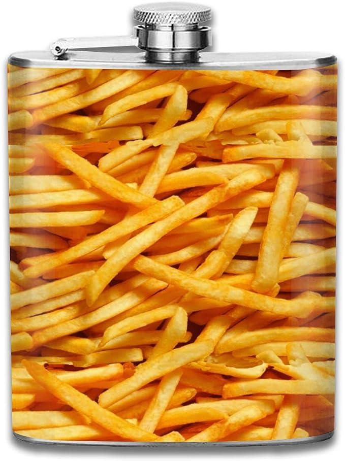 Comida Papas fritas Regalo para hombres 7 oz Prueba de ...