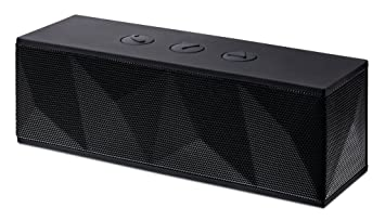 Geeko - Mini enceinte bluetooth rectangle - Noir