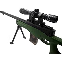 Kanku Toys PUBG AWM Sniper Toy Gun with Laser Target Big Size PUBG Toy Gun