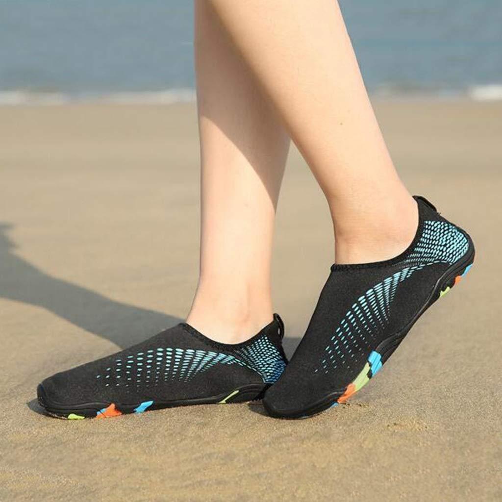 TD D18184 Schwimmen Schuhe Männer Und Frauen Frauen Frauen Strand Freizeit Rutschfeste Satz Schuhe Outdoor Wading (Farbe   A, größe   41) B07PHS7F4S Kletterschuhe Ausgezeichnete Qualität fc6986