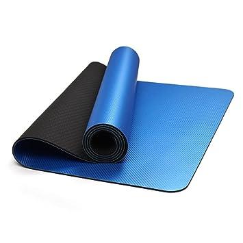 Maybesky Tappetino da Yoga antiscivolo con tracolla Alfombra ...