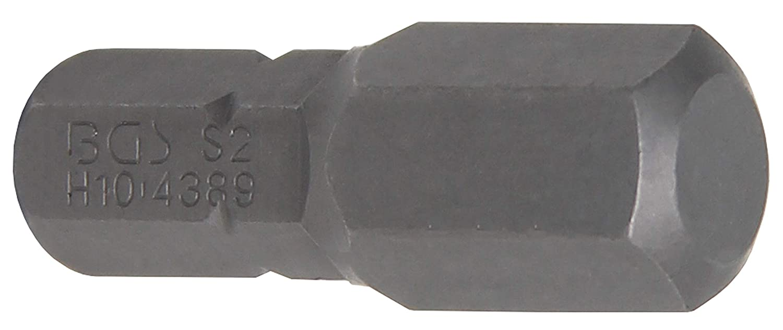 BGS 4389 hex/ágono interior 10 mm 5//16 entrada 8 mm Punta