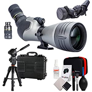 Vanguard Endeavor HD 82A Spotting Scope