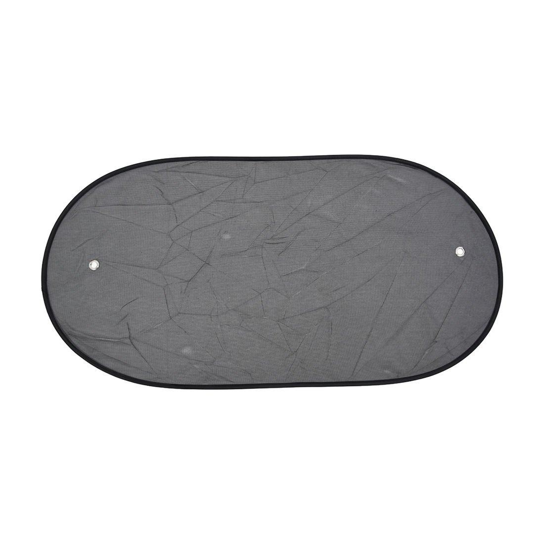 R SODIAL Maille de gaze a mailles noir anti soleil de la fenetre disolation des vehicules-100 50cm