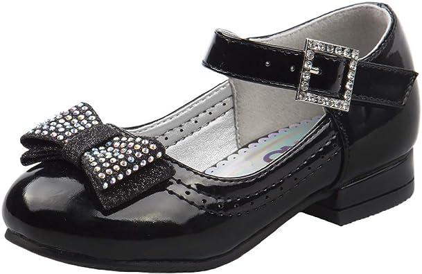 Amazon.com | Josmo Girls Low Heel Mary