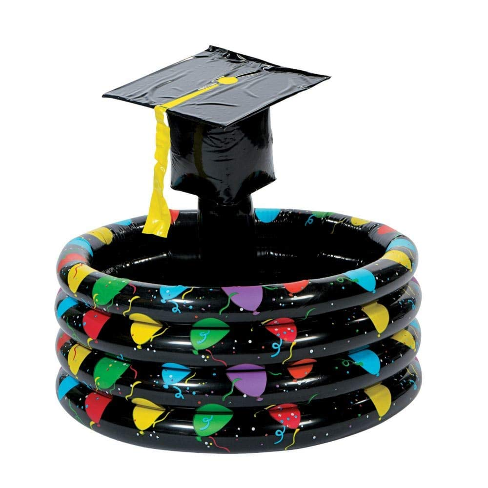 Fun Express Inflate Graduation Cooler