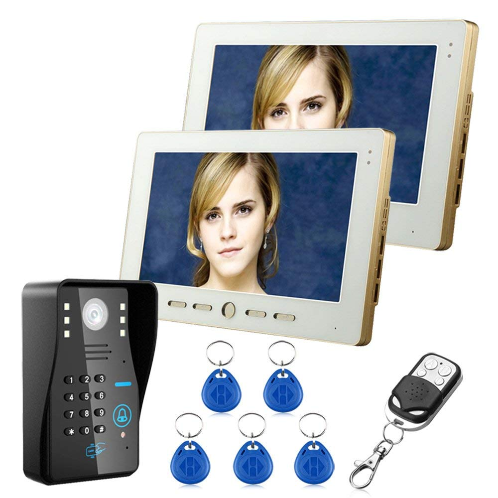 DELOVE 1000 TV Line Remote Access Control System.Support 500 User Card, 10 passwords