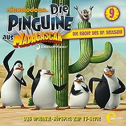 Die Rache des Dr. Seltsam (Die Pinguine aus Madagascar 9)