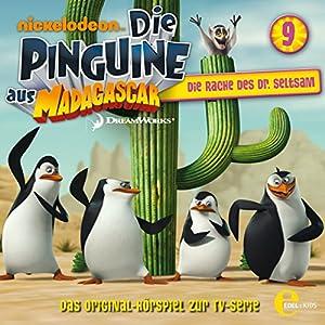 Die Rache des Dr. Seltsam (Die Pinguine aus Madagascar 9) Hörspiel
