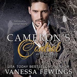 Cameron's Control Audiobook