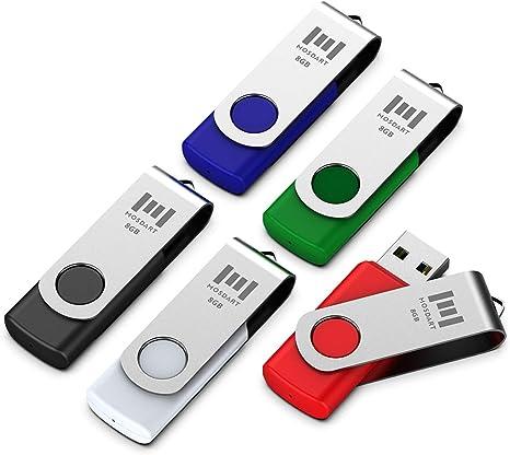 Amazon.com: mosDART - memoria externa USB 2.0 - capacidad ...