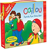 Caillou: Family Fun Story Box