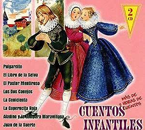 Cuentos Infantiles: Pulgarcito, Cenicienta,Caperucita Roja
