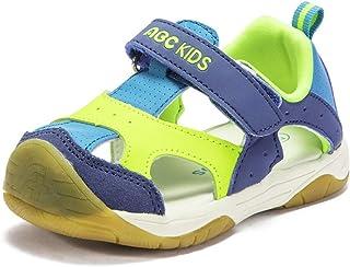 ABC KIDS Girls Boys Summer Beach Breathable Athletic Closed-Toe Sandals Kids(Toddler/Little Kid/Big Kid)