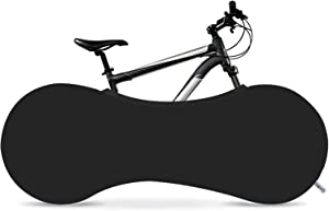PS Planet Sister Bike Wheel Cover- Indoor Cover for Storage and Transportation,Washable Elastic Bike Wheel Cover Anti-Scratch Gear Wheel Tire Package for Adult Bike