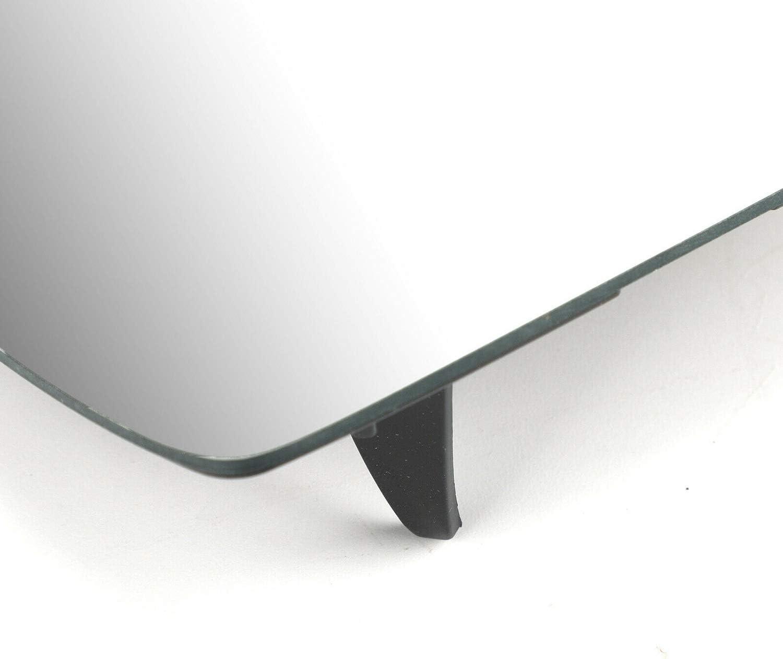 Etase Rearview Side Mirror Heated Glass Replacement Left and Right for AUDI A3 2009-2013 A4 S4 2008-2012 A5 A6 S6 A8 S8 Q3 for SKODA OCTAVIA 2009-2013 8T0857535E 8T0857536D Pair