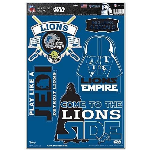 11 Detroit Lions Jersey - 8
