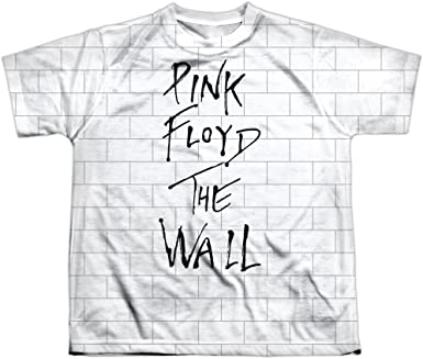 Pink Floyd The Wall Album Cover Kids T Shirt Rock Band Boys Girls Baby Youth Top