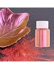 Mica Powder for Resin Color Shift Pearl Pigment Powder for Painting Candle Making Lip Gloss Cosmetics Various Colors Chameleon-mica Powder Color Shifting for epoxy Resin for Candle Making Shimmer for