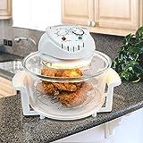 Intellicook HTA11 Energy Efficient Tabletop Halogen Air Cooker