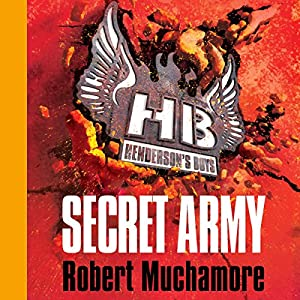 Henderson's Boys: Secret Army Audiobook