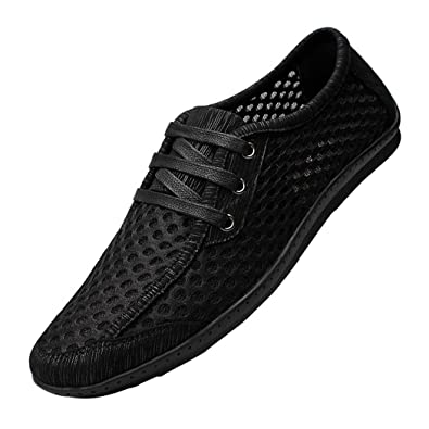 ea5d07bc9c1b Spades   Clubs Mens Summer Super Air-breathing Mesh Lace-Up Fashion Sneakers  Water