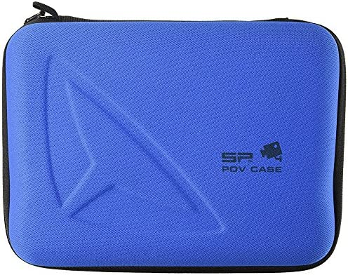 SP Gadgets POV Case 3.0 for GoPro Small, Blue