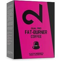 DUAL Pro Fat-Burner Coffee|Café Quemagrasa 100% Natural Sin