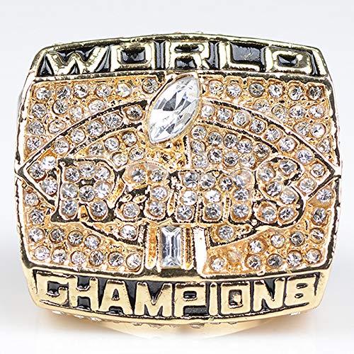 MVPRING Super Bowl Championship Ring (1999 St. Louis Rams