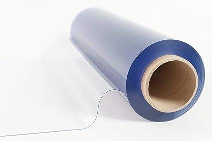 Lona para camiones/lona de PVC transparente 0,5 mm (2,70 m o 1,37 m ...