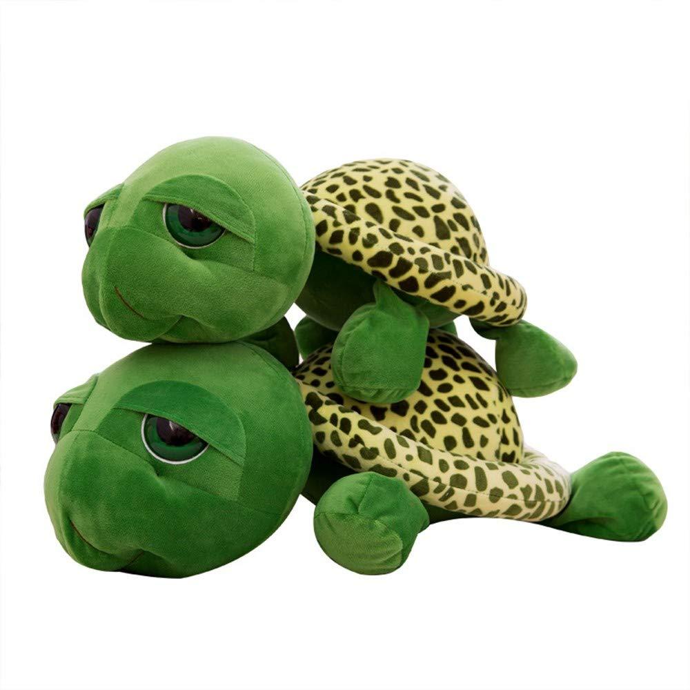 55cm LAIBAERDAN Plüschtier Big Eye Turtle Turtle Puppe Kissen Kissen Kinder Geschenk, 55 cm