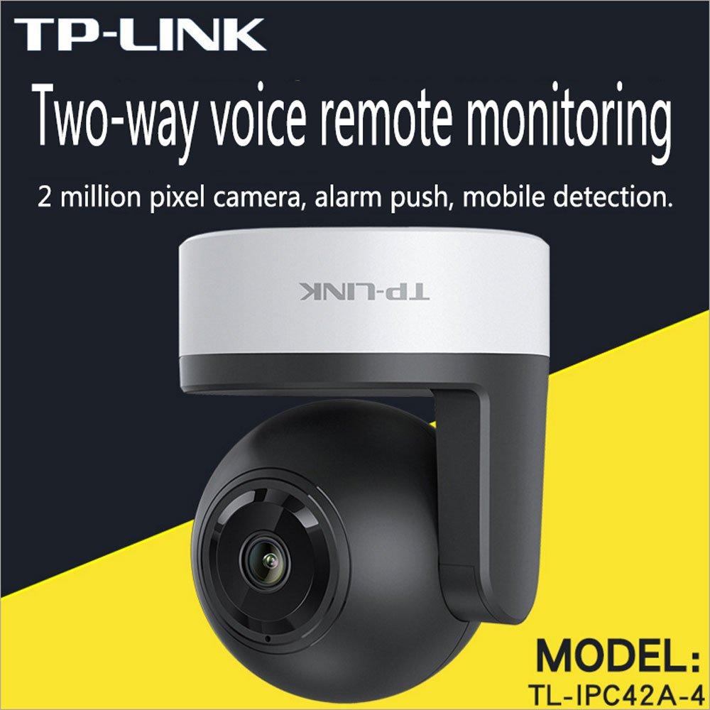 TPLink Cámara de monitoreo de red Tl-ipc-42a Voz Infrarroja Visión Nocturna Móvil Wifi Wifi2 Millones 32gb de memoria de alta velocidad.