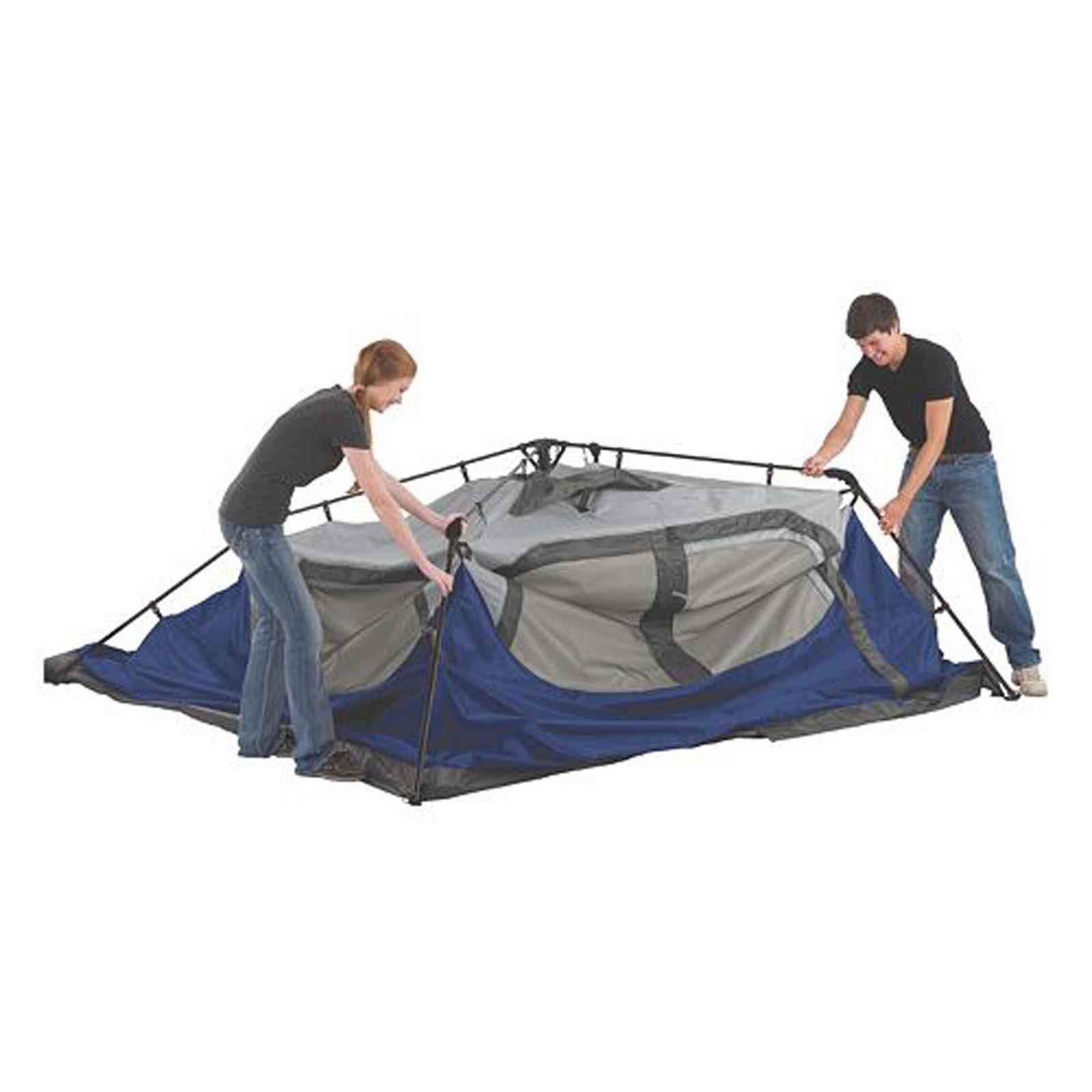 Coleman 6-Person Instant Tent Blue by Coleman (Image #4)