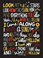 Coldplay Poster Print 12 x 18 inch (Rolled) By A-ONE POSTERS