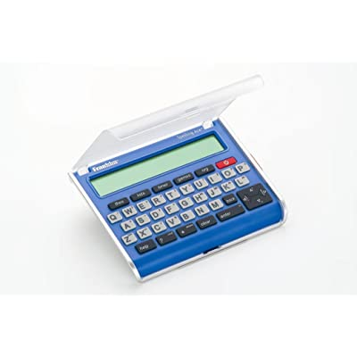 Franklin Electronic Publishers SA-209 Spelling Ace, Thesaurus, Timer, and SAT Word List: Electronics