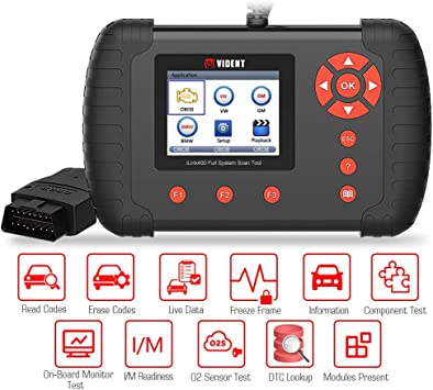 For Benz Mercedes Engine ABS SRS Transmission Full Systems OBDII diagnostic tool
