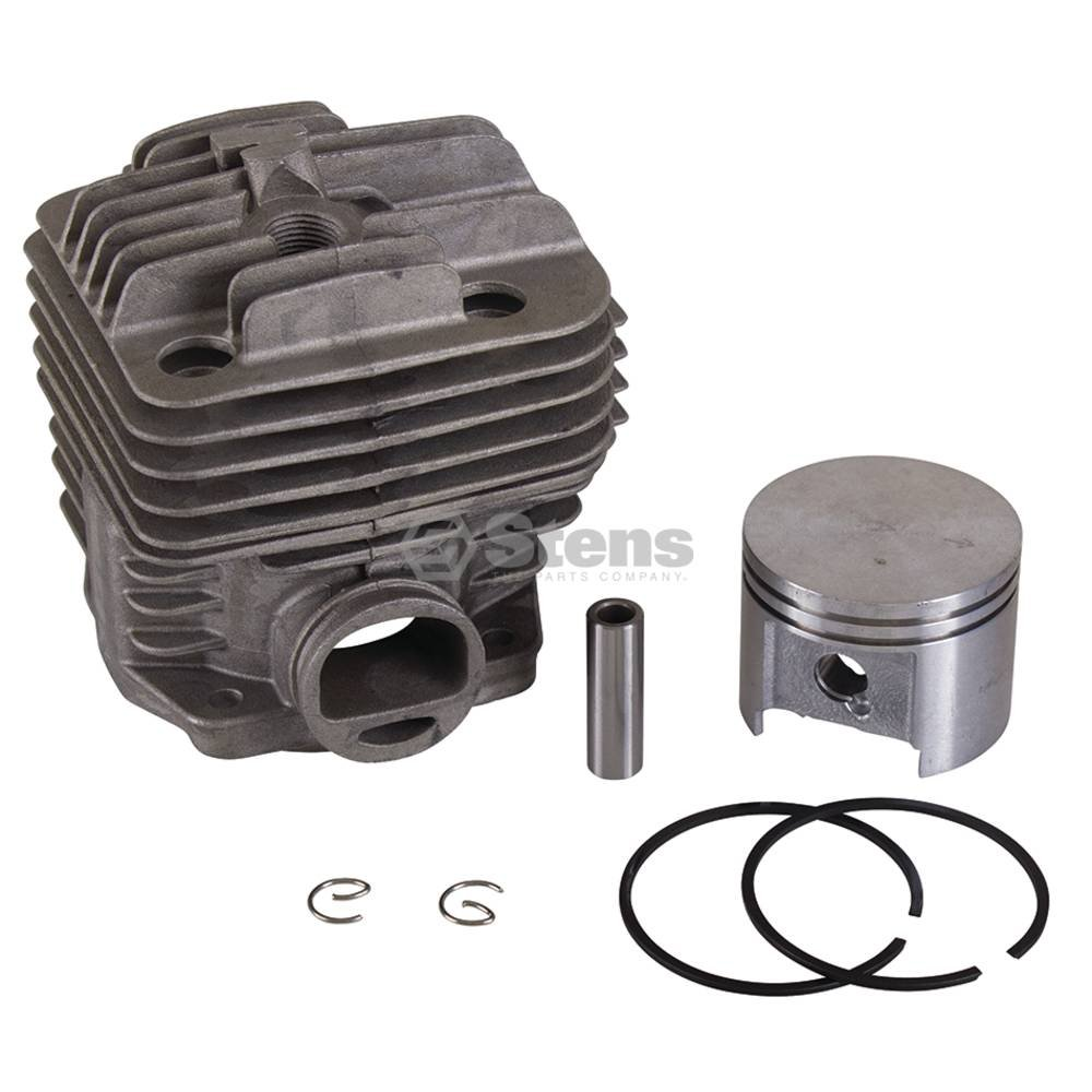 Stens 632-700 Cylinder Assembly, Bore: 49 mm, Not compatible with greater than 10% ethanol fuel, Fits Stihl: TS400 Cutquik saws
