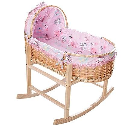 Sleeping basket Flash- 0-12 Meses Moisés Cesta bebé Cuna/portátil ...