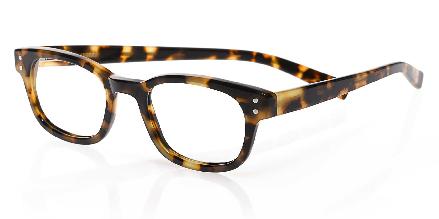 eyebobs Butch, Tortoise Reading Glasses - SUPERIOR QUALITY – because your eyes deserve the good stuff