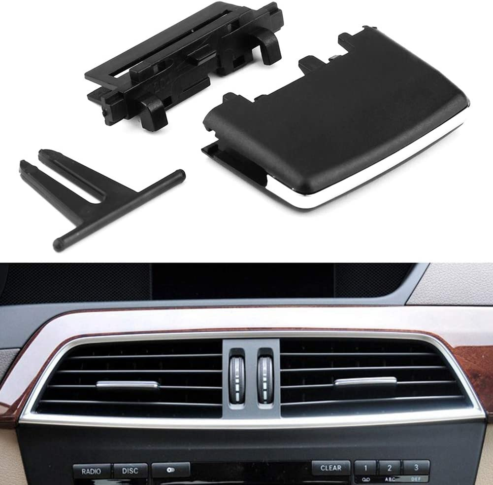 Suuonee Air Vent Tab Clip,Car Front A//C Air Conditioning Vent Outlet Tab Clip Repair Kit for W204 C200