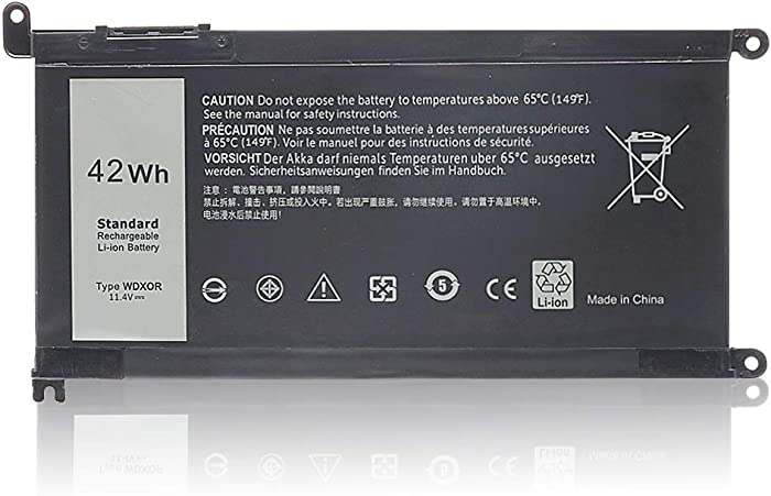 Top 9 Relacement Laptop Battery For Dell Inspiron 15 7579