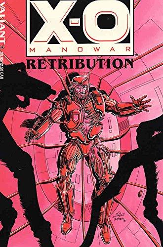 [X-O Manowar #TPB 1 VF/NM ; Valiant comic book] (25 Cents Costume)