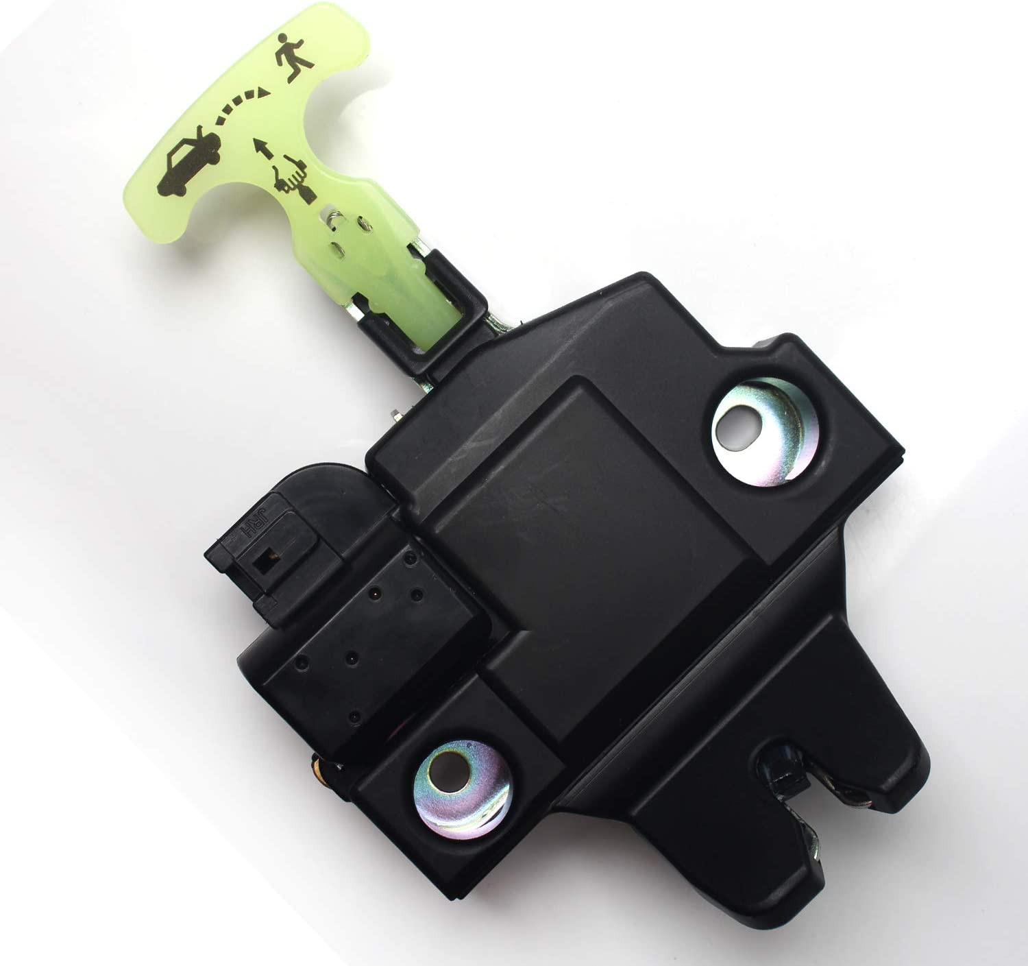 Beneges Keyless Entry Trunk Lock Latch Trunk Door Lock Actuator Integrated With Latch Compatible with 2007-2011 Toyota Camry LE SE XLE 64600-06010 64600-33120