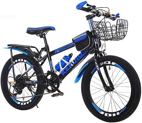 MUYU Bicicleta para Niños 20 Pulgadas (24 Pulgadas) Altura del ...