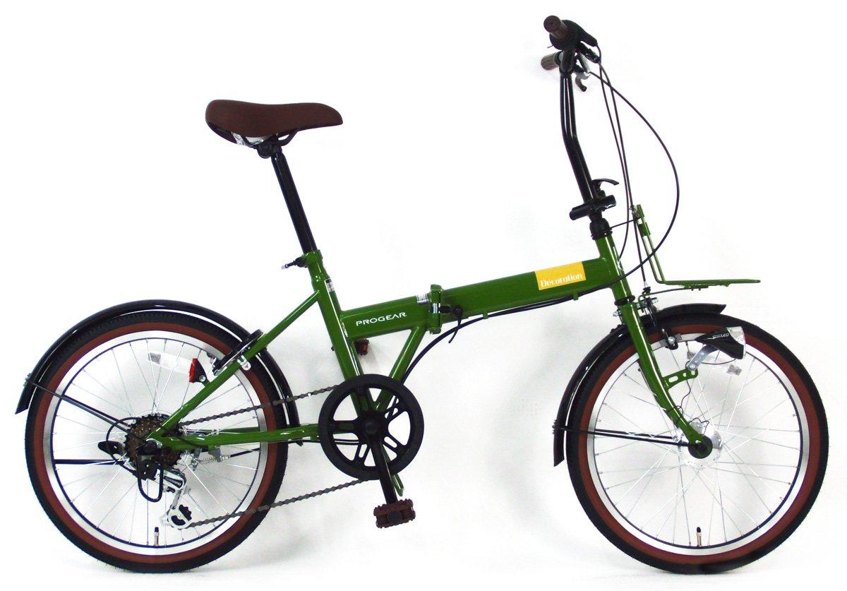 最新人気 C.Dream(シードリーム) デコレーションオートライト D06-H グリーン 20インチ 折畳み自転車 折畳み自転車 20インチ グリーン 6段変速 B078YRWHYJ, GO-CAT-GO YOKOHAMA:4d71a649 --- greaterbayx.co