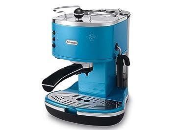 DeLonghi Eco 311.B Cafetera con compresor de café integrado 1100 W, 1.4 litros